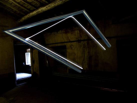 Carlo Bernardini, 'Codice Spaziale', TWISTER, MAM Museo d'Arte Moderna e Contemporanea, Gazoldo degli Ippoliti (MN), 2009